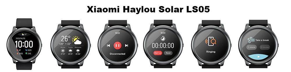 Xiaomi Haylou Solar LS05